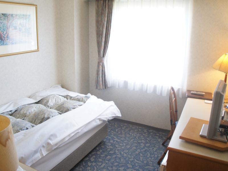 「ホワイトビーチホテル(東洋白浜リゾートホテル)」シングルルーム
