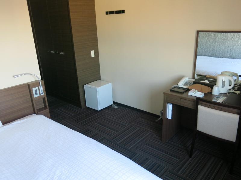 五井温泉ホテル シングルルーム