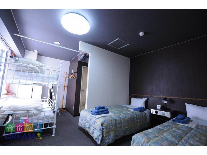 釧路自動車学校 宿泊ホテル 4ユース