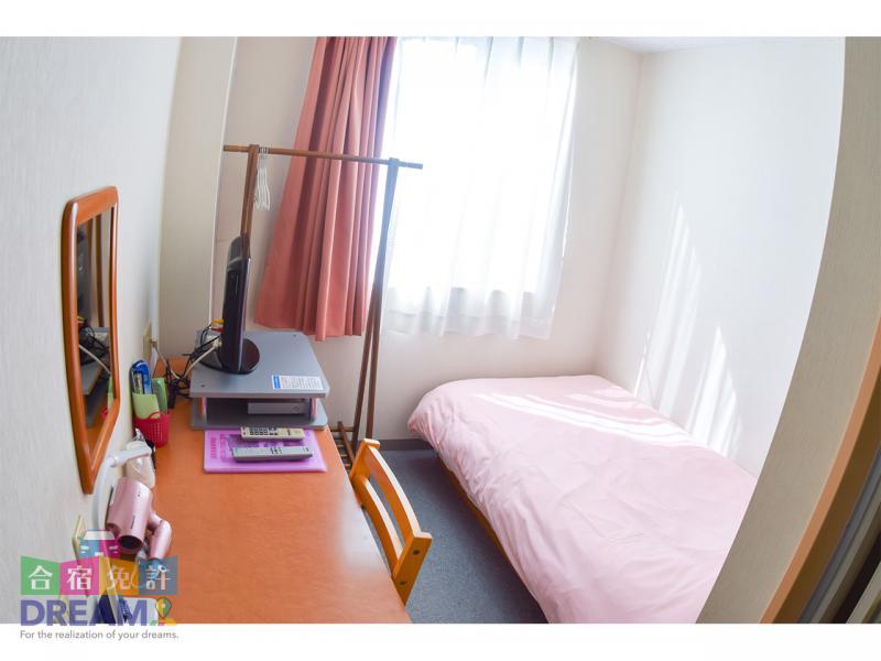 校内専用宿舎 シングルルーム