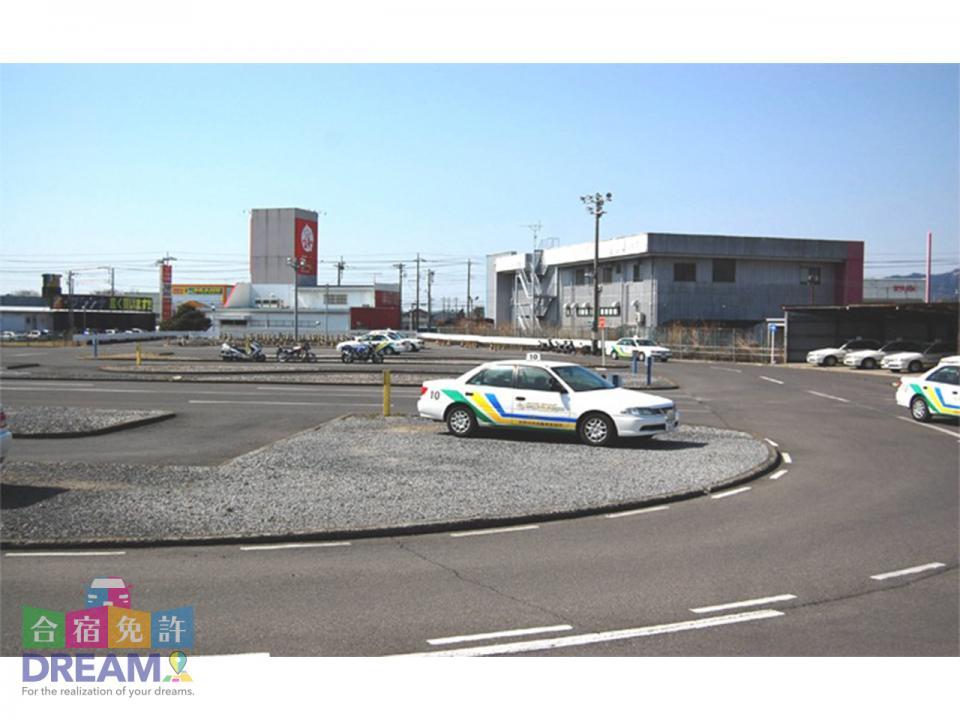 佐野中央自動車教習所 教習コース
