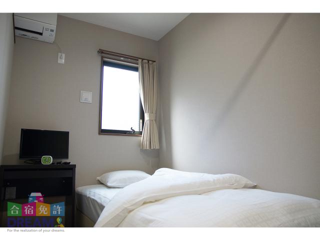 宿泊施設はリニューアルしたばかりで周辺環境も充実